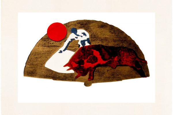 """""""Abanico V"""", 2008, 50 x 76 cm."""