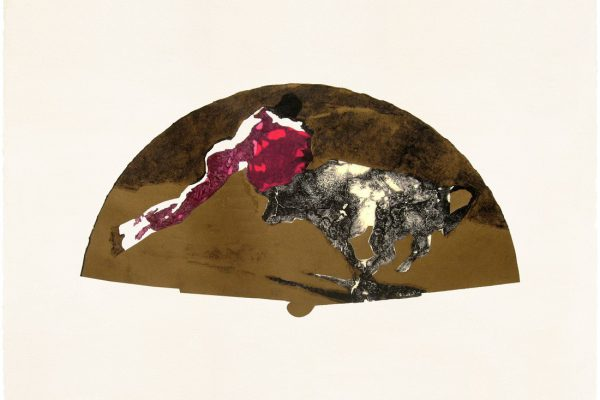"""""""Abanico VIII"""", 2008, 50 x 76 cm."""