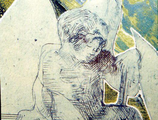 """Emblema"", 2000, detalle"