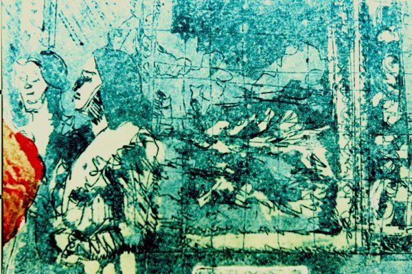 """La Zamorana"", 1997 - detalle azulejos"