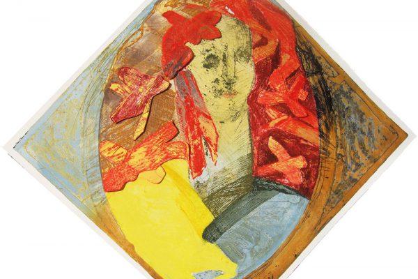 """""""Menina en el Espejo"""", 2002. COLECCIÓN PARTICULAR."""
