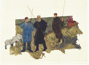 Apacentando ovejas - 2000